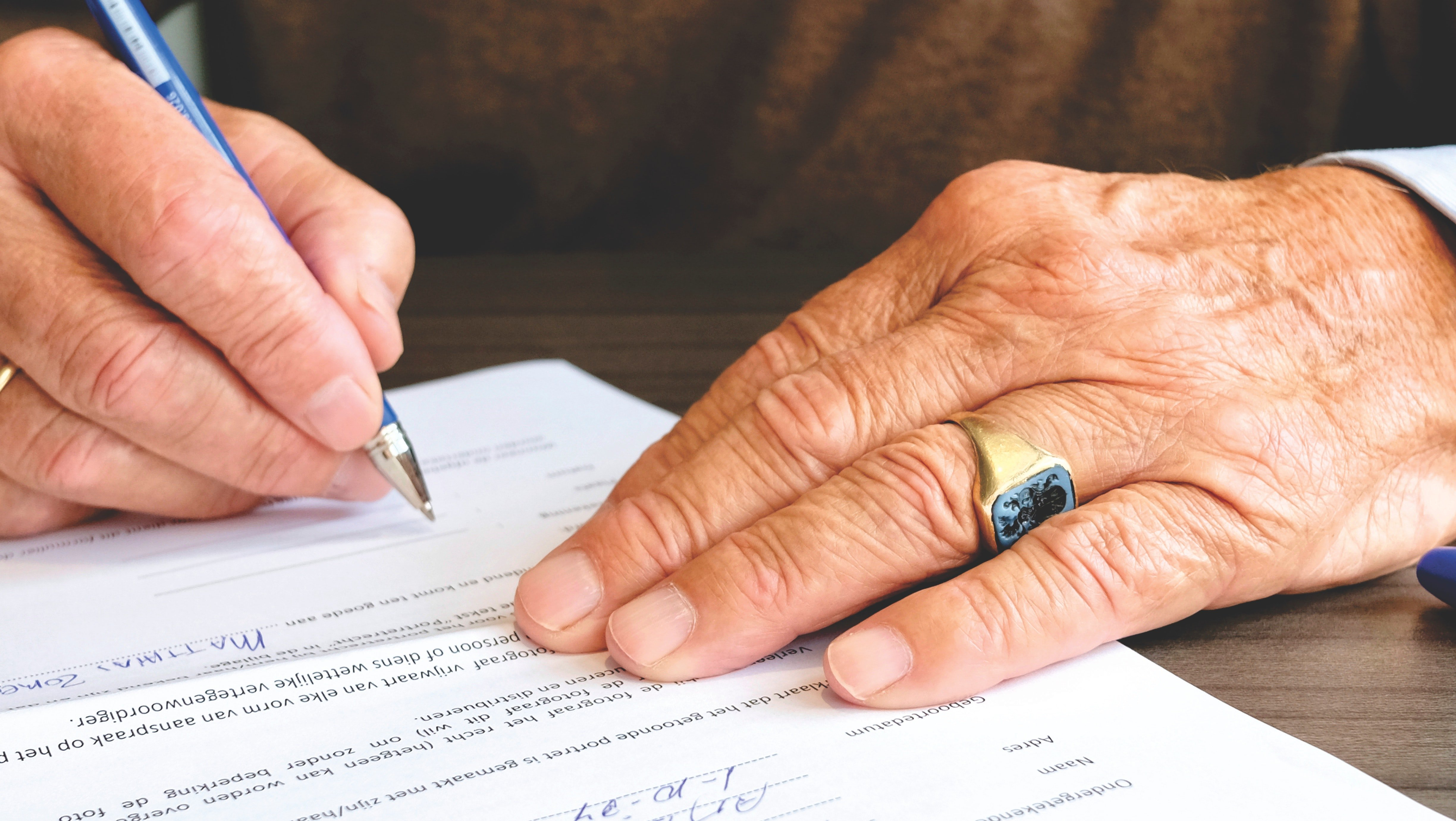 Overview of the probate process in Texas